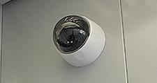 屋内用ドーム型カメラ VC-100J