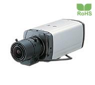 屋内用デイナイト機能付BOX型カメラ VC-200J